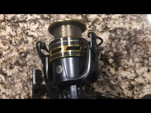 PFLUEGER President Reel Review