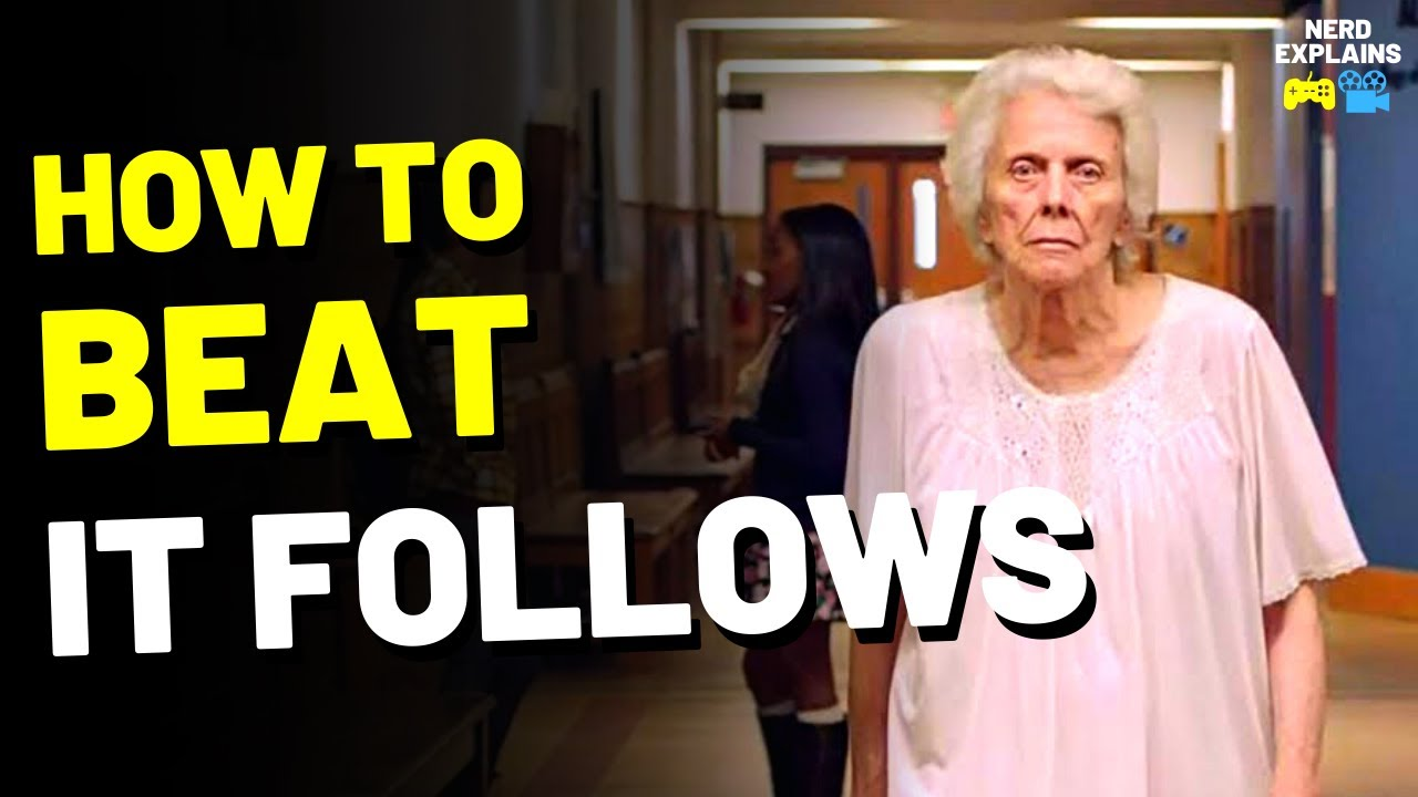 "Download How to Beat the LOVE DEMON in ""IT FOLLOWS"" (2015)"