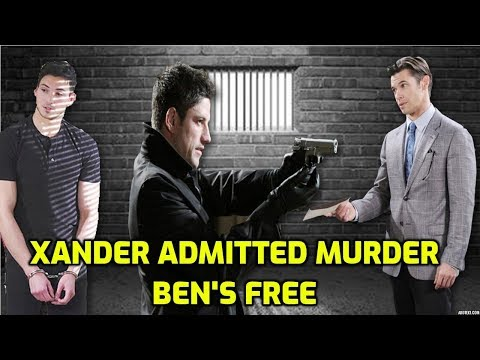 Xander Admits Killing Jordan - Did Victor Escape The Crime?   Days Of Our Lives Spoilers   11/2019