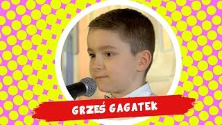 Szymon Gędek - Grześ gagatek - Śpiewające Brzdące