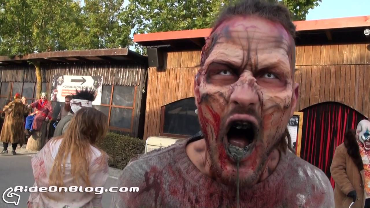 Horror Night Europa Park 2021