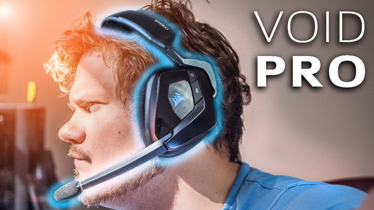 Corsair VOID Pro RGB - A Wireless Gaming Headset Done Right?