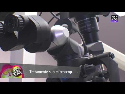 Tratamentul stomatologic cu ajutorul microscopului