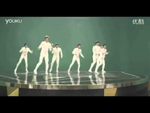 2PM QQ Dance 2 - Shining In the Night Mv Preview