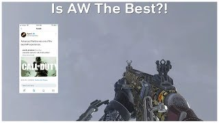 Is Advanced Warfare The Best Call of Duty?! - Call of Duty Advanced Warfare