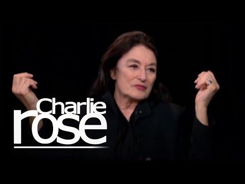 Anouk Aimée  101512  Charlie Rose
