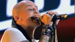 The Voice Russia. Blind auditions. Nargiz Zakirova `Still loving you`