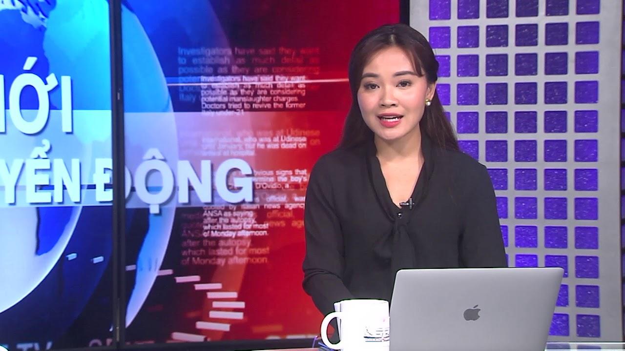 Tin Tức với Hồng Tứ & Đoàn Trọng   25/03/2020   SETTV www.setchannel.tv