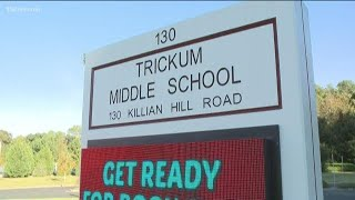 Student stabs teacher with butcher knife at Georgia middle school