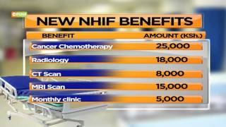 NHIF Announces New Benefits