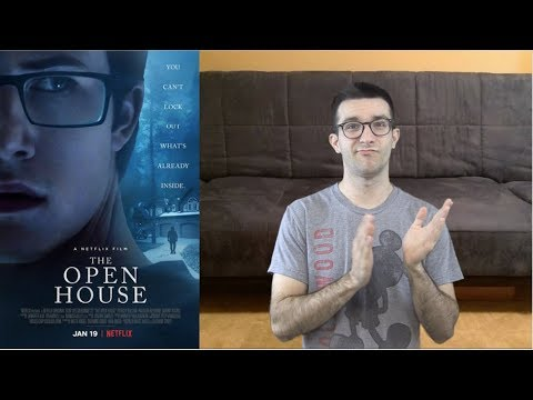 The Open House Netflix Movie Review