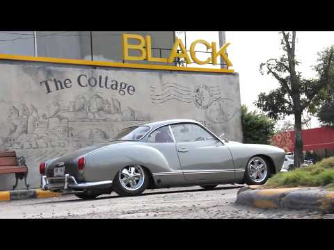 VW CBcustomswork - Lowered Karmann ghia