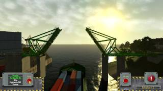 Game | Bridge The Construction Game Medium 1 Gameplay HD | Bridge The Construction Game Medium 1 Gameplay HD