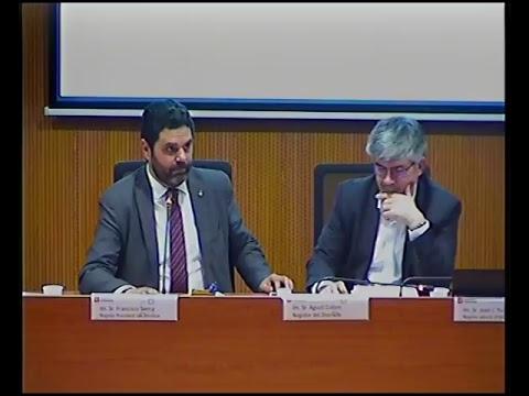 Consell de Districte de les Corts. Sessió plenària del 4/5/2017