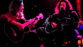 Fred & Toody (Dead Moon) - Somewhere Far Away (Acoustic) 03-16-12 Ash St Saloon