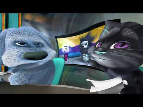 Talking Tom and Ben News World Cleanup 2012 In High Pitch Effect