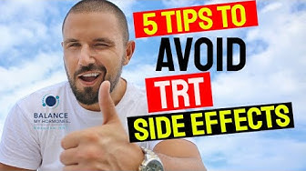 How to avoid testosterone side effects - the side effects of testosterone replacement therapy