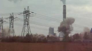Przewracanie komina