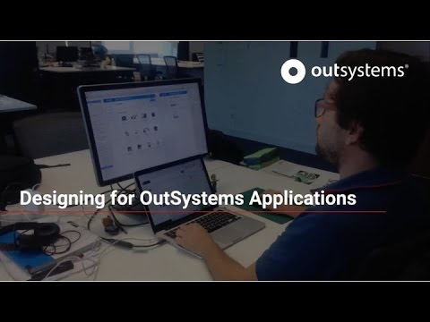 OutSystems Training Webinar - Designing for OutSystems Applications