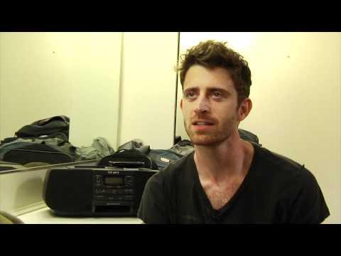 BUNCEAROO Backstage Interviews - Brendan James