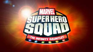 Trailer - MARVEL SUPERHERO SQUAD: THE INFINITY GAUNTLET for DS, PS3, Wii and Xbox 360