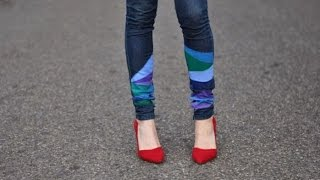Jeans selber nähen. Jeans hose selber nähen. Diy Jeans anleitung.