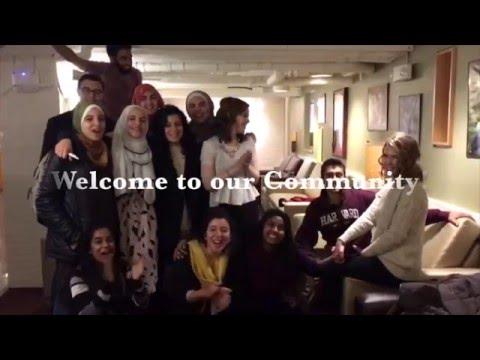 Harvard Islamic Society Welcomes the Class of 2020! #WelcometoHarvard