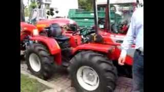 Activ - ciągniki sadownicze (Wilanów 2013)