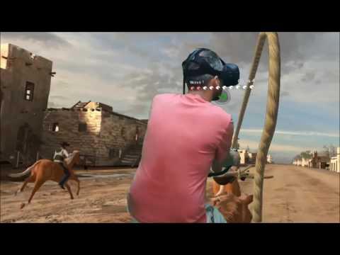 VR피트니스(Icaros GmBh, VirZOOM) 체험 영상