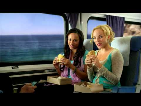 """Home For A Visit or Back To School, Travel Amtrak California"" by @Amtrak_CA San Joaquin"