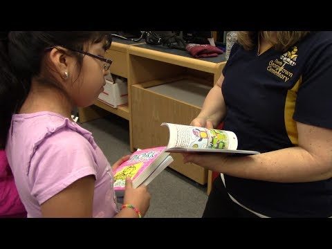 United Way Teams Up With Georgetown School For Reading Program