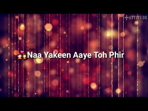 Tumse Kitna Pyar Hai - Unplugged | WhatsApp Status | Swapneel Jaiswal |