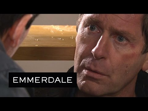 Emmerdale - Cain Is Going To Kill Gordon