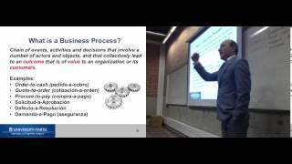 Fundamentos de Gestión de Procesos de Negocio (BPM) - Parte I