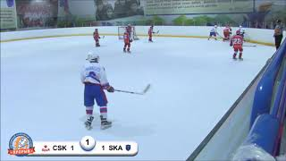 ЦСКА1 - Ска-Стрельна 2006 г.р 28.08.2017