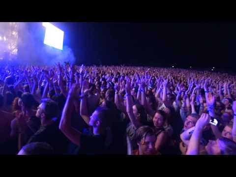 Kasabian- L.S.F. (Lost Souls Forever). Live in Moscow, Russia. Пикник Афиши. Fanzone. 29.07.2017