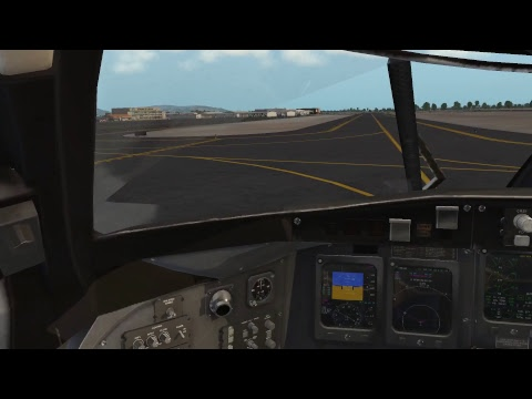X-Plane 11 - CRJ-200 Delta Airlines - Lake Tahoe to Sonoma County Regional  (Wine Country!)