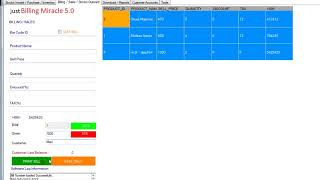 Textile billing software with tamil ...