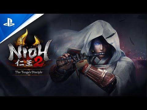 Nioh 2 | O Discípulo de Tengu | PS4
