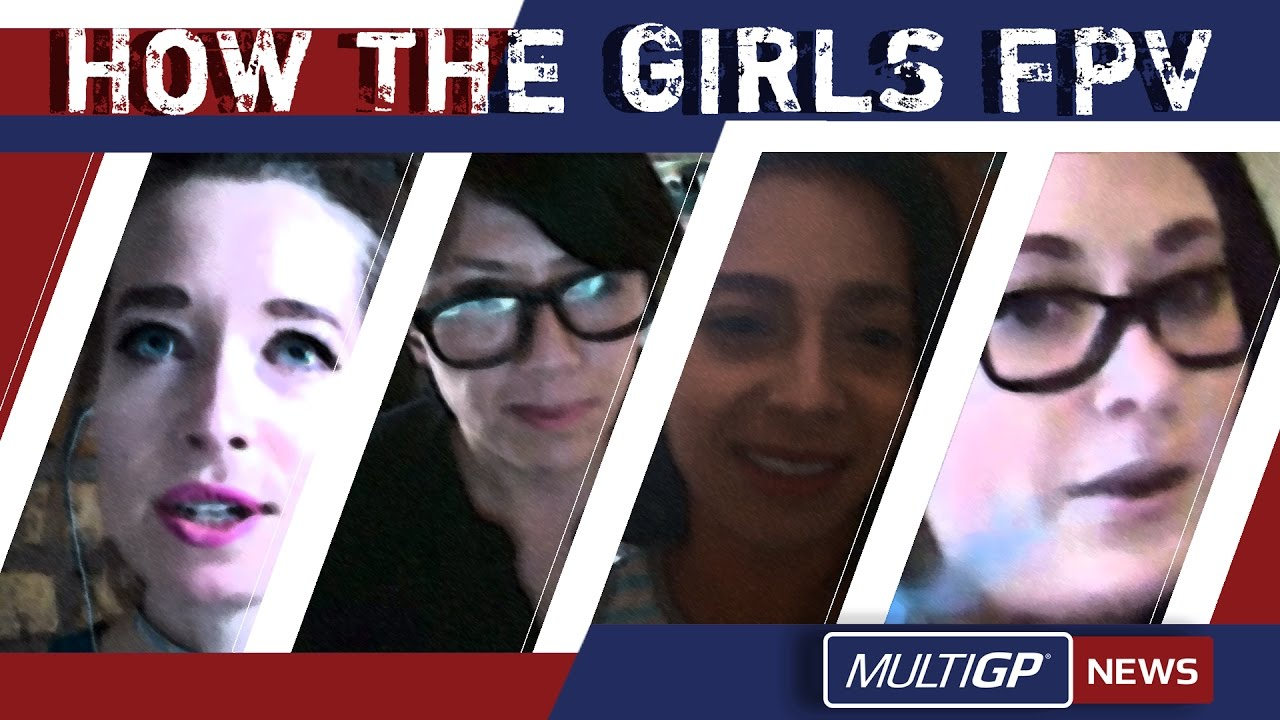 MultiGP News – Ep. 3 – Females of Drone Racing & Regional Series Update