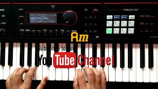 Repvblik Aku Takut video Lirik Tutorial Piano