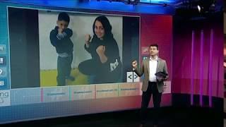 بي_بي_سي_ترندينغ: أول ملاكمة في تاريخ السعودية #دنئ_الغامدي تتحدث إلى بي بي سي