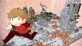 DISASTERS! - NEW Minecraft Minigame