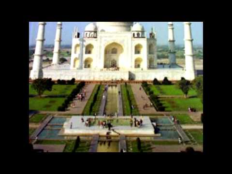 THE TAJ MAHAL AGRA INDIA PART I OF II PARTS