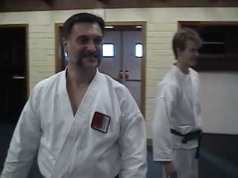 Close-in Fighting Concepts – Techniques, Timing, Distancing. Greg Dodge. December, 2003