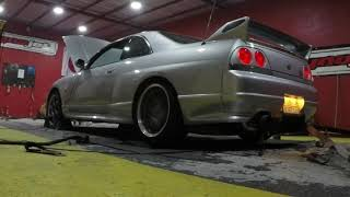 1998 Nissan Skyline GTR 33 single turbo Pte6266