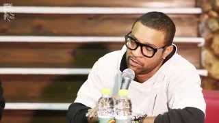 Interview, Pressconference Shaggy @ OverJam 2014, 13.-16.08. Tolmin