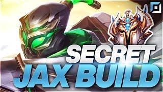 My Secret New ChaĮlenger Jax Build