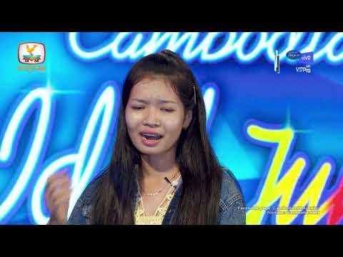 ធ្វើបានល្អណារី Cambodian Idol Junior - Judge Audition - Week 3
