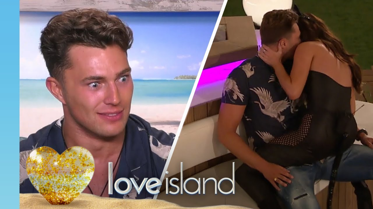 Temperatures Skyrocket As The Girls Get Pulses Rising | Love Island 2019
